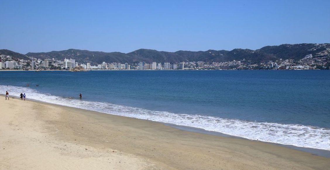 acapulco-playas-limpias-coronavirus-semana-santa