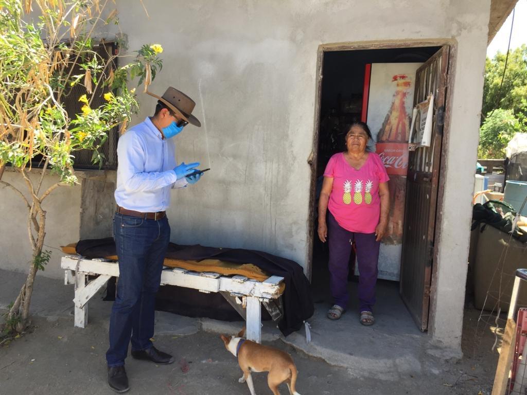 Pandemia en Baja California Sur (BCS)