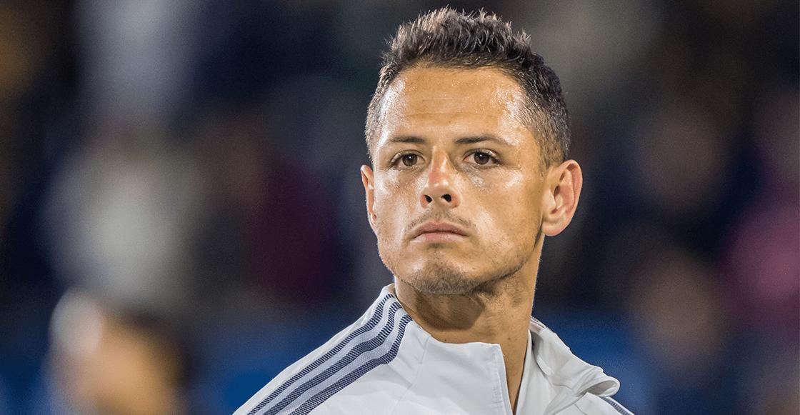 MLS: 'Chicharito' falló un penal con el portero