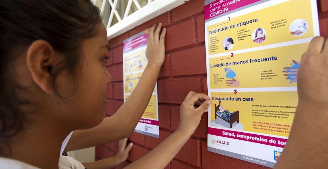 Aprende en Casa: La SEP inicia el regreso a clases ante coronavirus