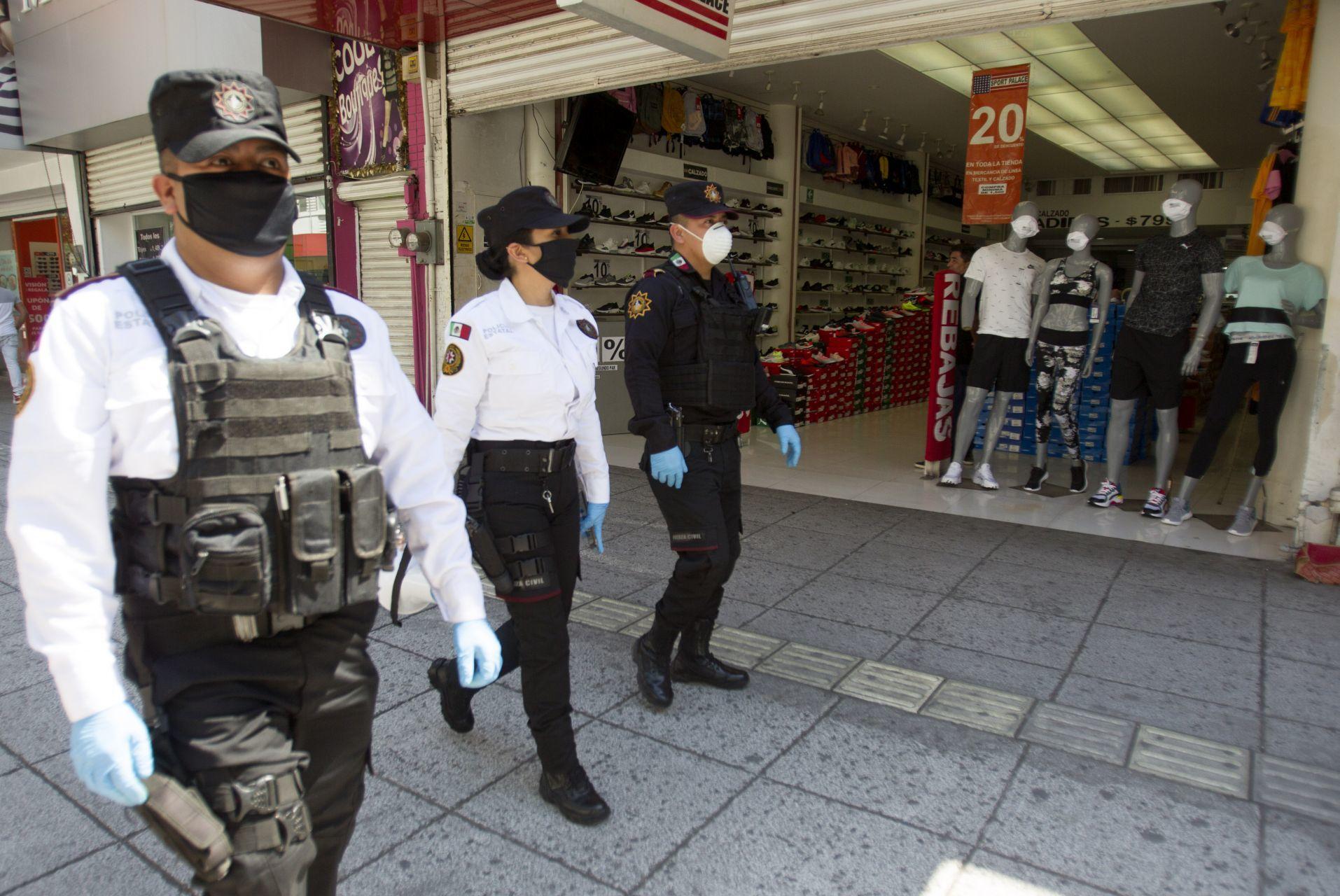 Por coronavirus, Nuevo León podría usar fuerza pública para cerrar comercios