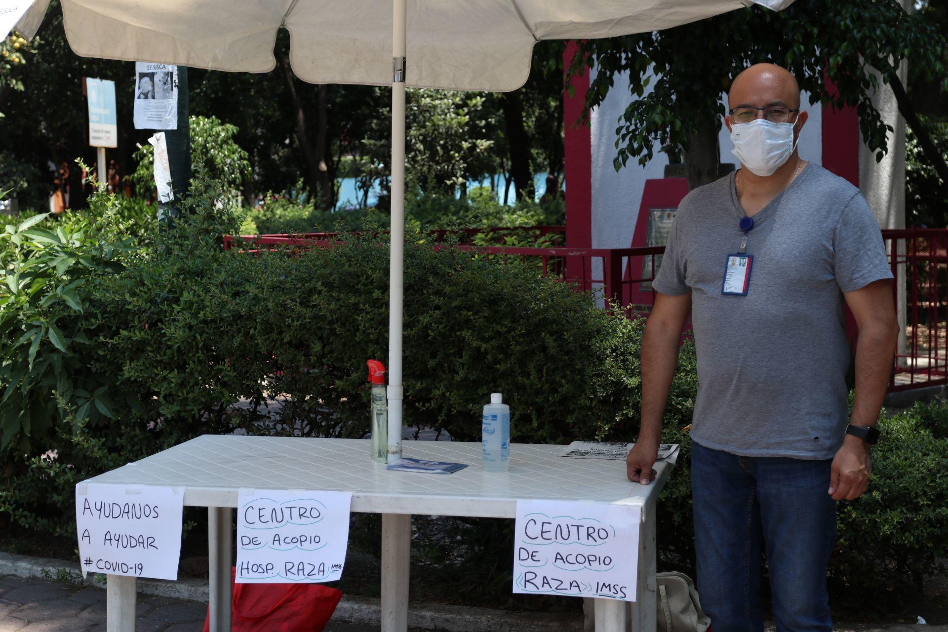 acopio la raza coronavirus