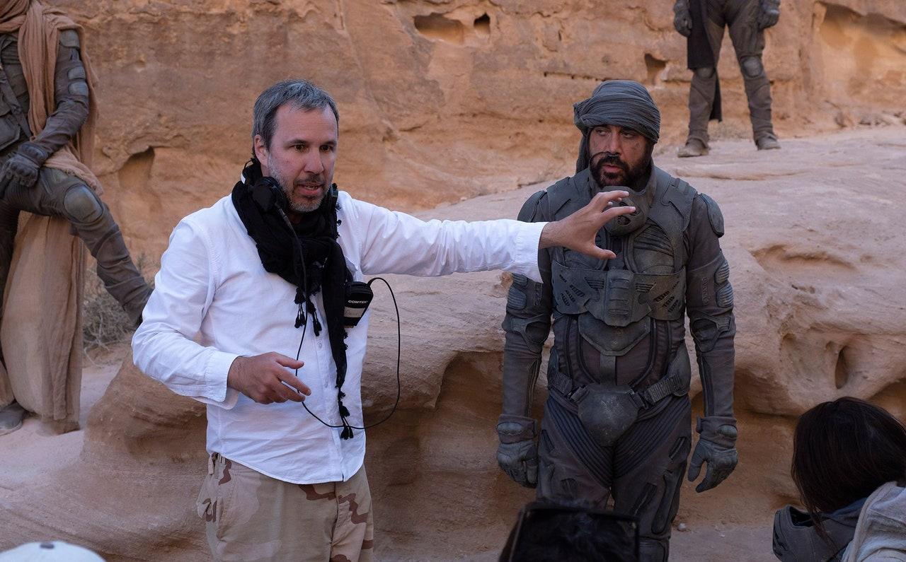 Villeneuve en 'Dune'