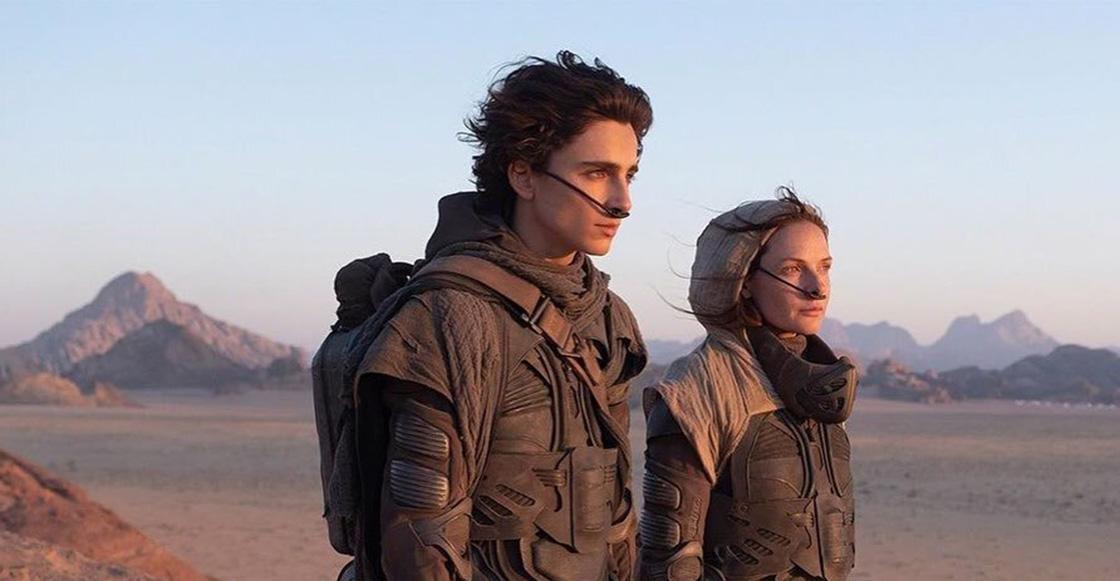 Revelan más imágenes de 'Dune' de Denis Villeneuve y algunos detalles de la película