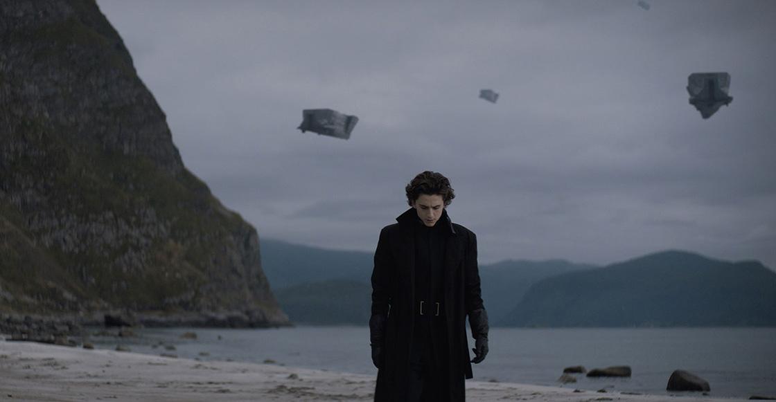 ¡Qué emoción! Checa la primera imagen de 'Dune' con Timothée Chalamet