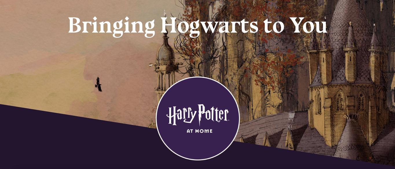 J.K. Rowling lanza la plataforma 'Harry Potter at Home' para realizar actividades desde casa