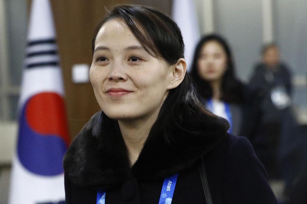 Kim Yo-jong, hermana de líder de Corea del Norte