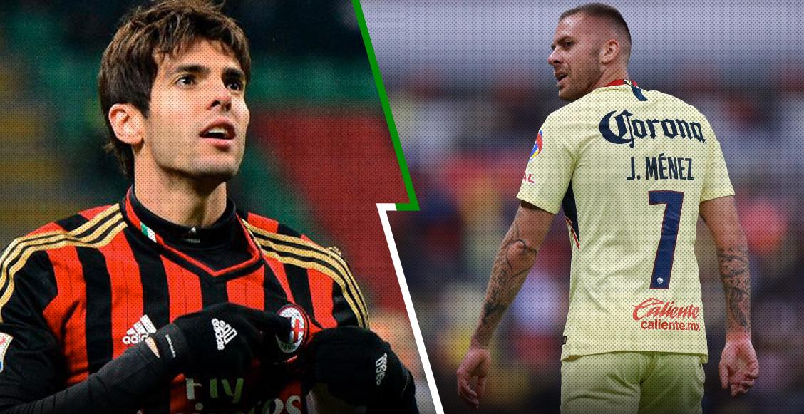 Jérémy Ménez reconoció que era como Kaká pero sus 'tonterías' lo arruinaron