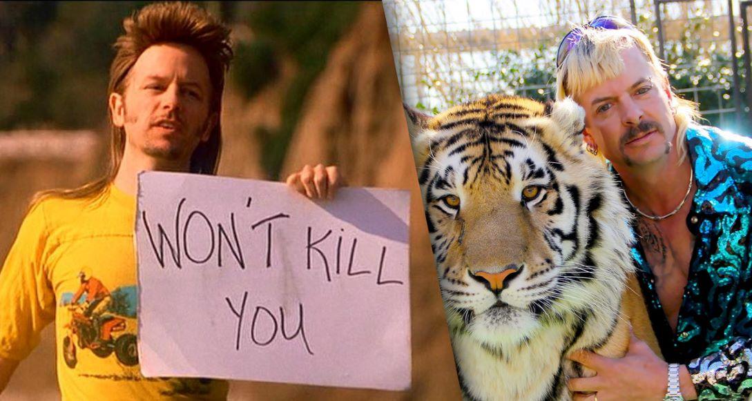 ¡Nada perdido! Joe Exotic, quiere que Brad Pitt o David Spade interpreten a 'Tiger King' en la adaptación para cine