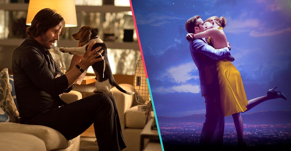 'John Wick', 'La La Land' y más películas de Lionsgate gratis en YouTube