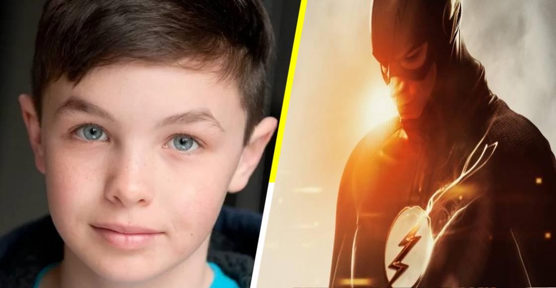 Falleció el actor Logan Williams, quien interpretaba a 'Flash' de niño