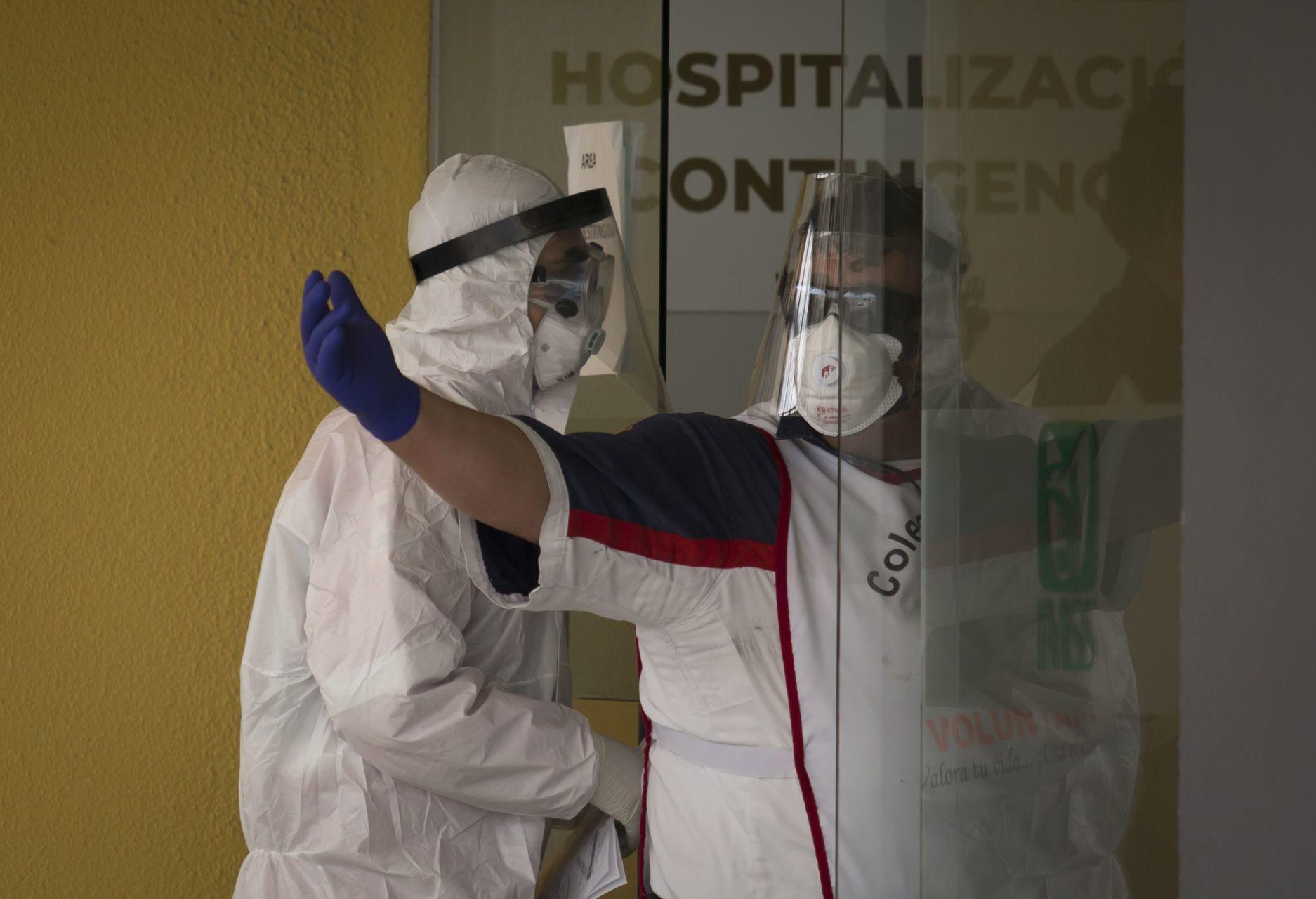 Hospitales en CDMX / coronavirus