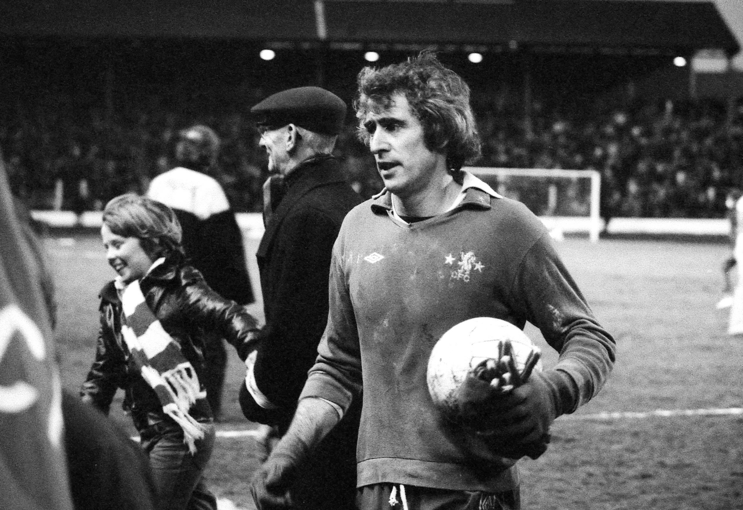 Falleció el legendario Peter Bonetti, el segundo hombre con más partidos en el Chelsea