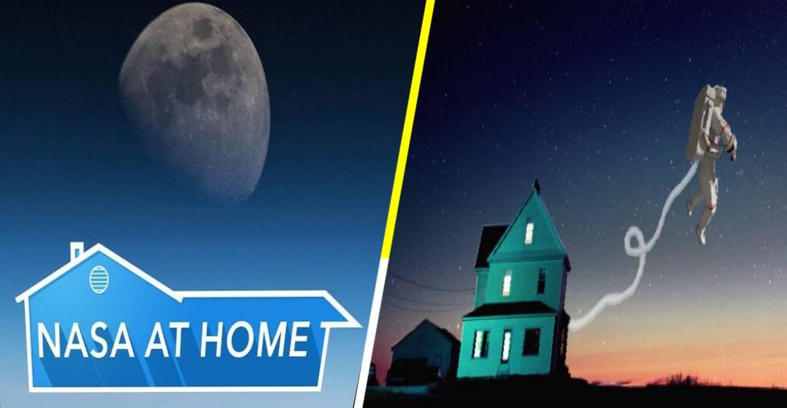 NASA lleva el universo hasta tu casa