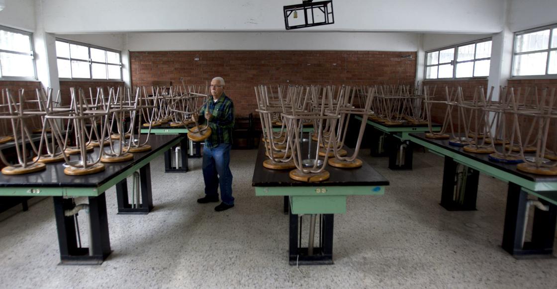 escuelas instalaciones
