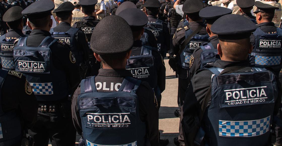 policias-cdmx-coronavirus-filas