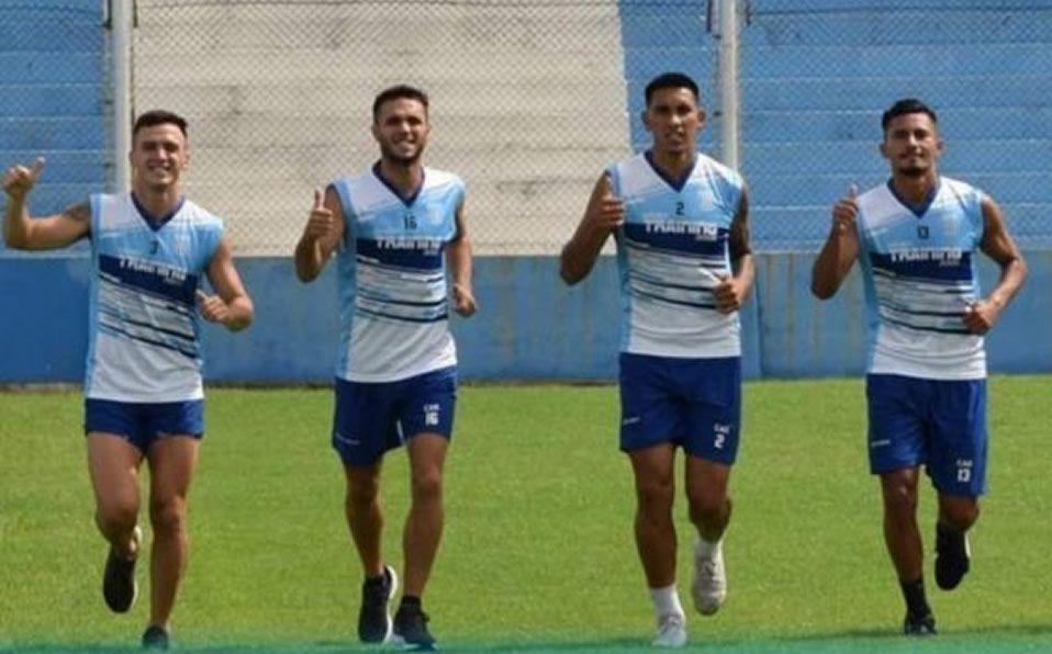 Coronavirus: Racing de Córdoba multará a sus jugadores que regresen con sobrepeso