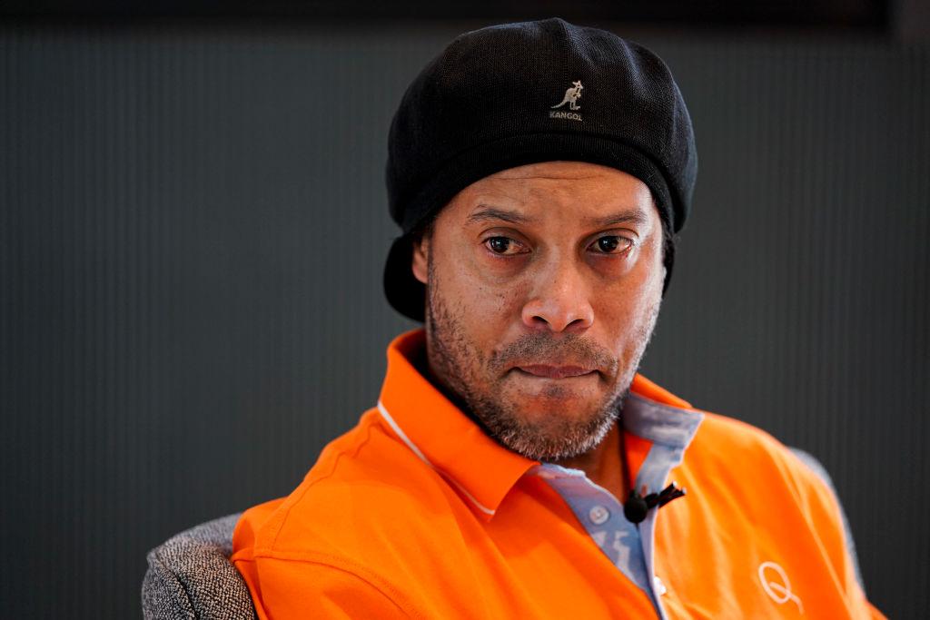 Acusan a Ronaldinho por apuestas ilegales; quería