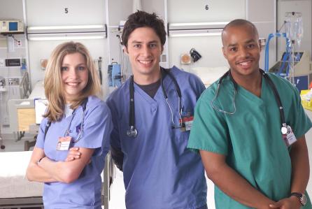 Doctores de 'Grey's Anatomy', 'Scrubs' y 'Dr. House' envían mensaje por COVID-19