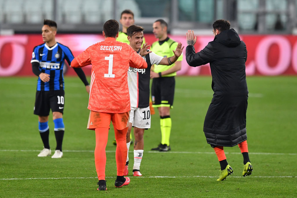 Serie A regresaría a finales de mayo para dar paso a la Champions League