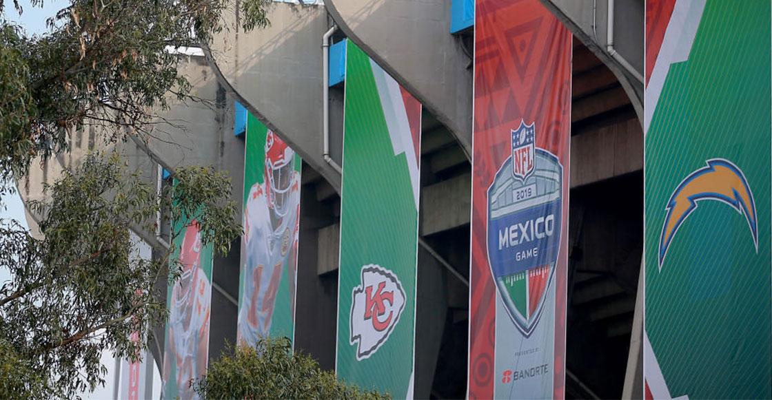 Aseguran que NFL cancelará juego en México por coronavirus