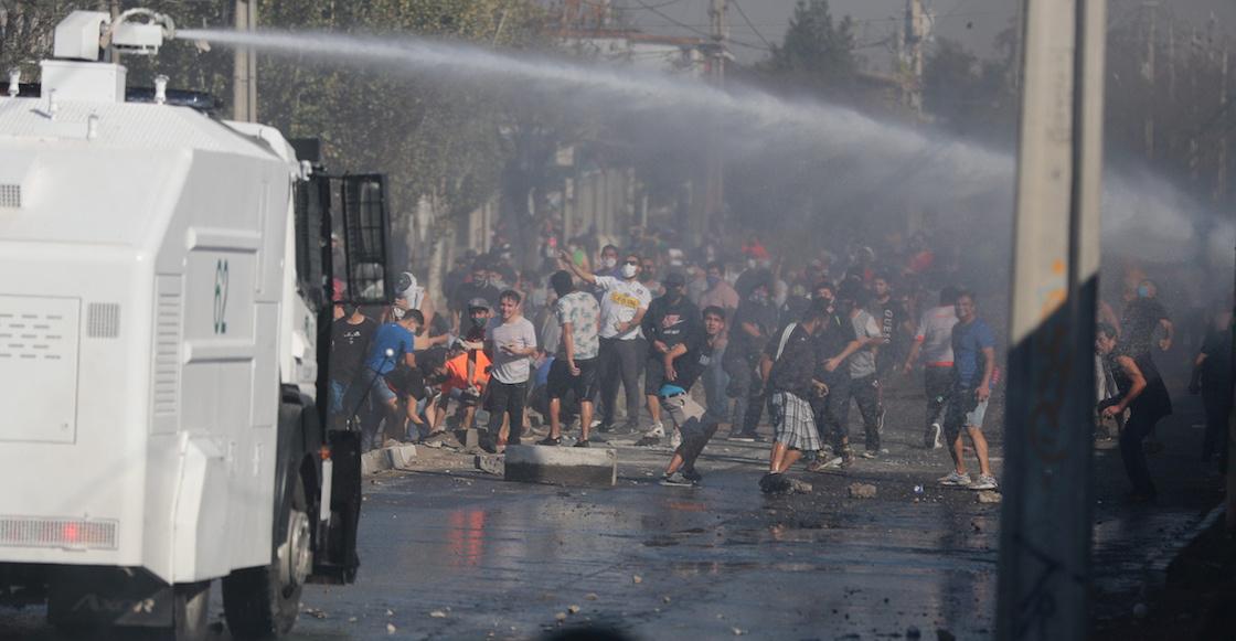 Chile-protestas-coronavirus-confinamiento