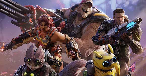 Amazon va por el mundo de los videojuegos con su nuevo shooter 'Crucible'