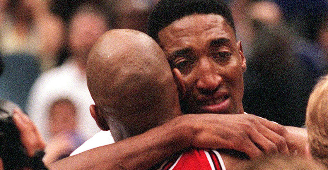 'The Last Dance': El día que Scottie Pippen jugó como