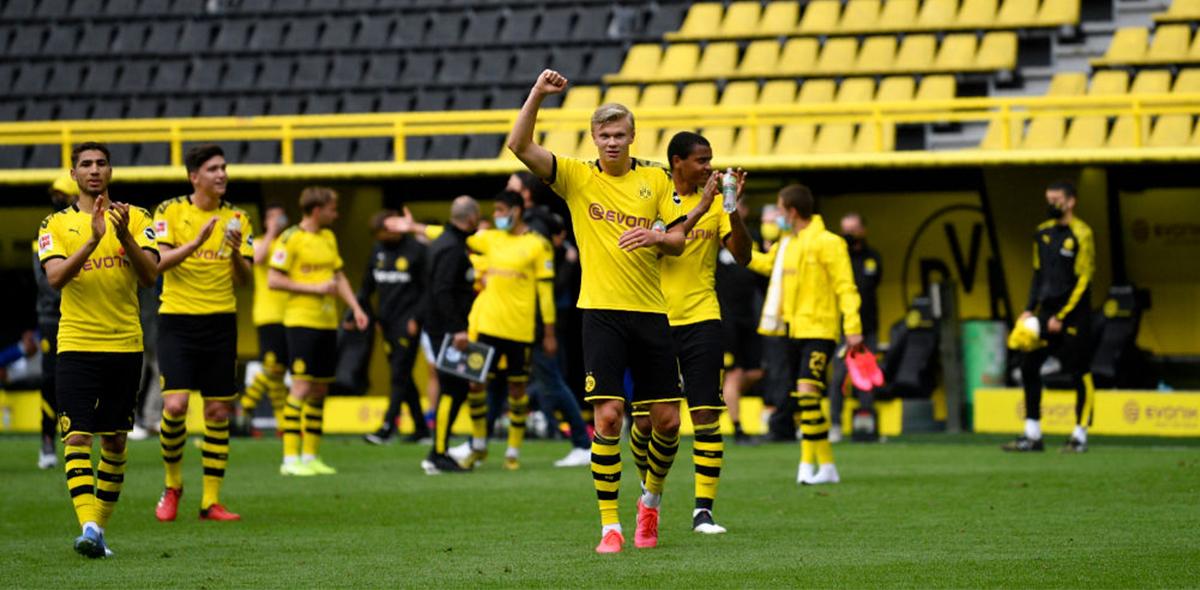 Y 61 días después... volvió el futbol: La crónica de un fan del Borussia Dortmund por el regreso de la Bundesliga