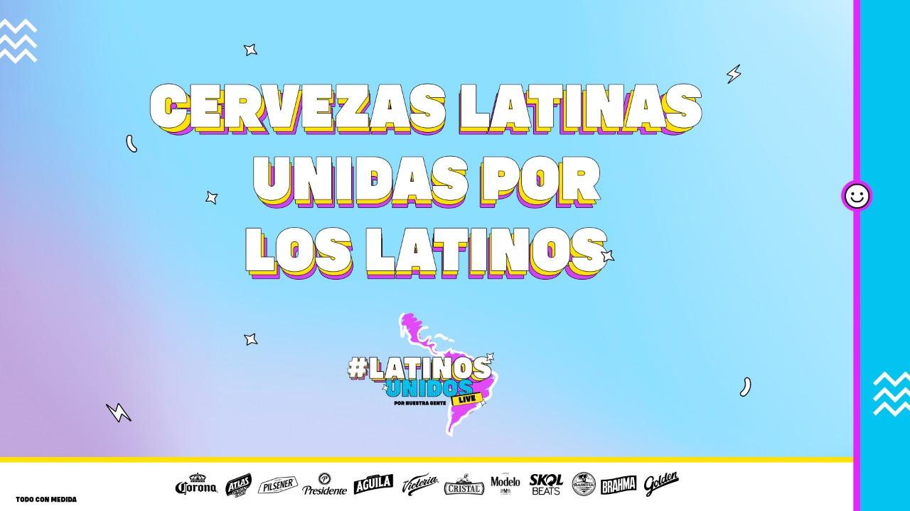 Festival Latinos Unidos cerveza victoria mexico