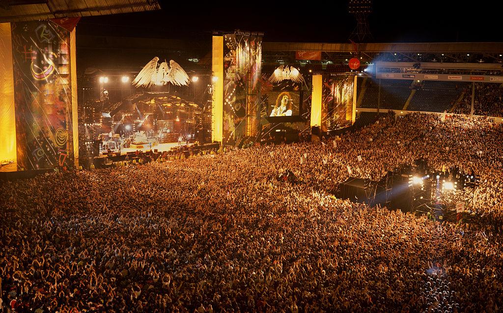 ¡Queen trasmitirá el concierto tributo a Freddy Mercury de 1992!