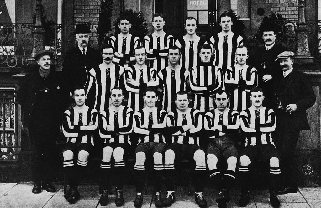 La historia detrás del escudo del Newcastle United