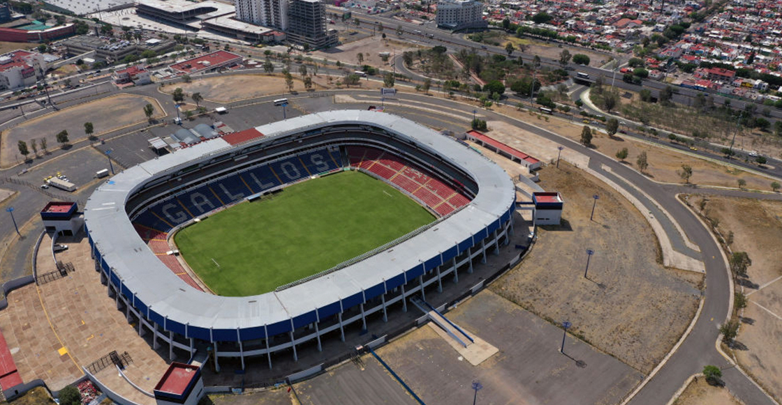 Ojo aquí, Liga MX: Gobierno dio fecha tentativa para reapertura de estadios en CDMX