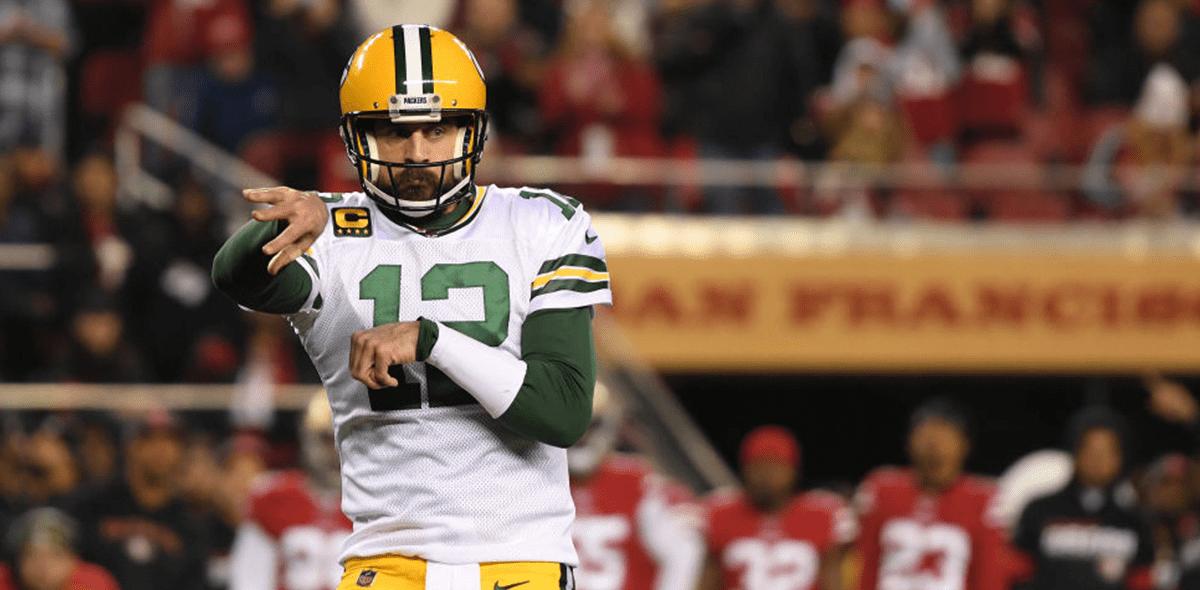 """Historias de MVP: Aaron Rodgers y el """"miedo a las lesiones"""" que lo alejaba de la NFL"""