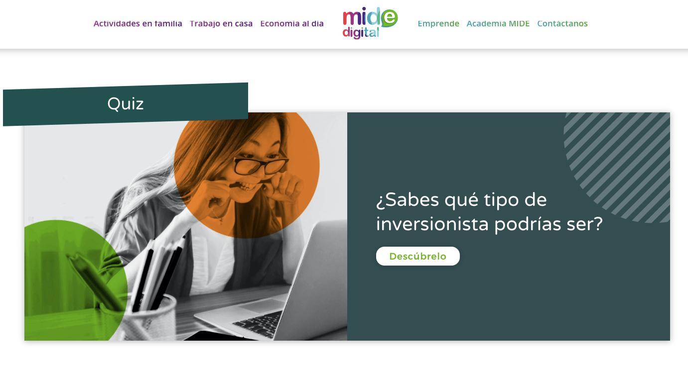 Museo MIDE digital cdmx mexico recorrido virtual 02