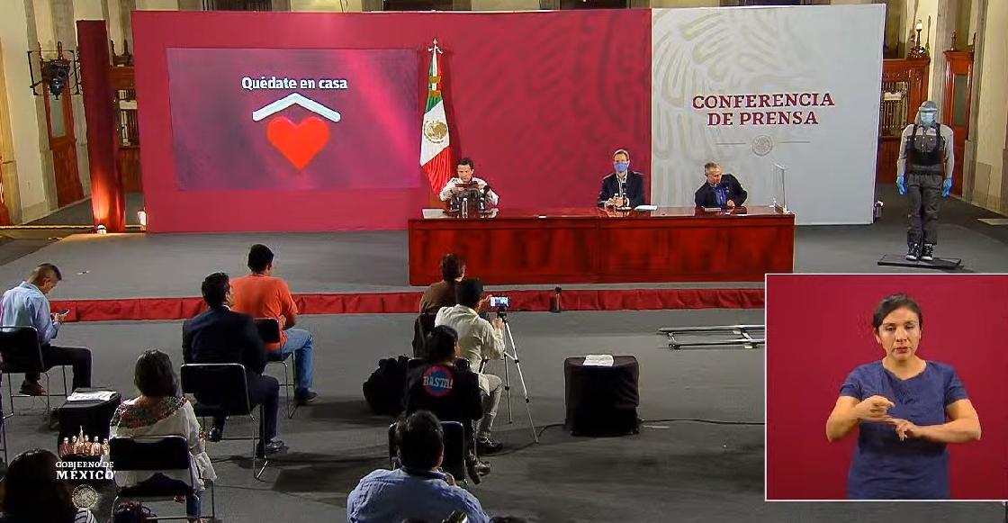 Coronaviryus México