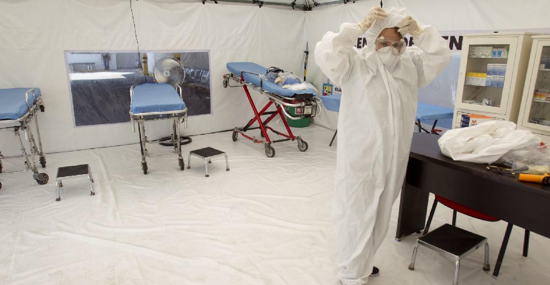 Hospital Universitario de Monterrey registra brote de coronavirus entre su personal