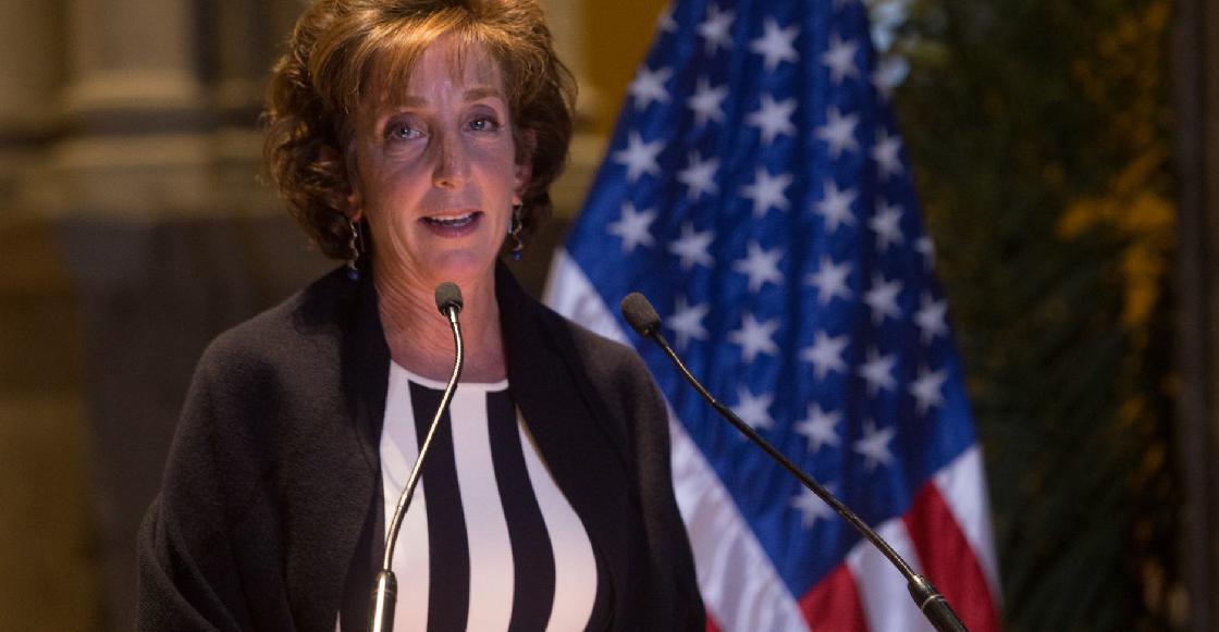 La exembajadora Roberta Jacobson afirma que EE.UU. y México conocían las 'andanzas' de García Lun