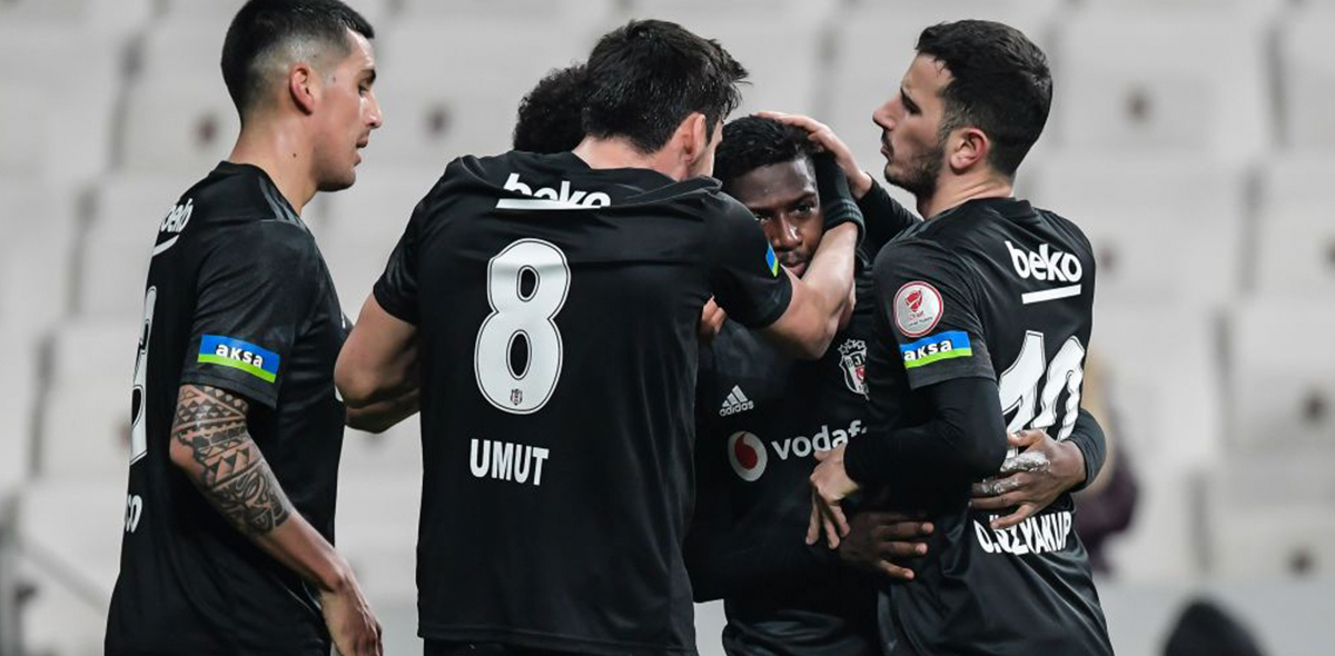 Besiktas confirmó ocho casos de coronavirus en el equipo y en su presidente