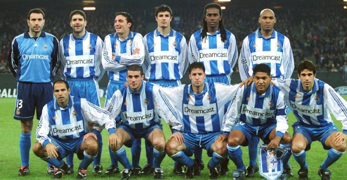 ¿Qué fue del equipo campeón de España con el Deportivo La Coruña?