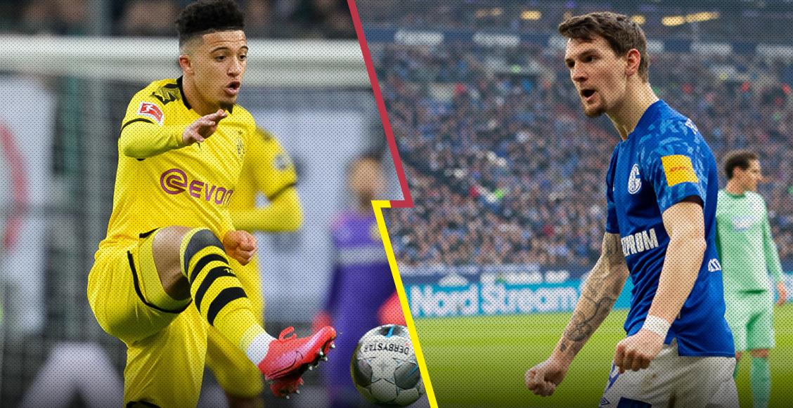 Bundesliga: Lo que tienes que saber del Derbi del Ruhr entre el Borussia Dortmund y el Schalke