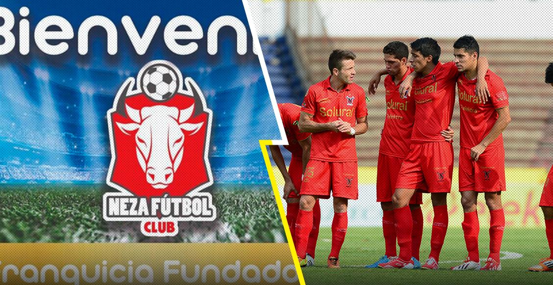 ¡Uno más! Toros Neza confirmó su regreso al futbol mexicano... con otro nombre