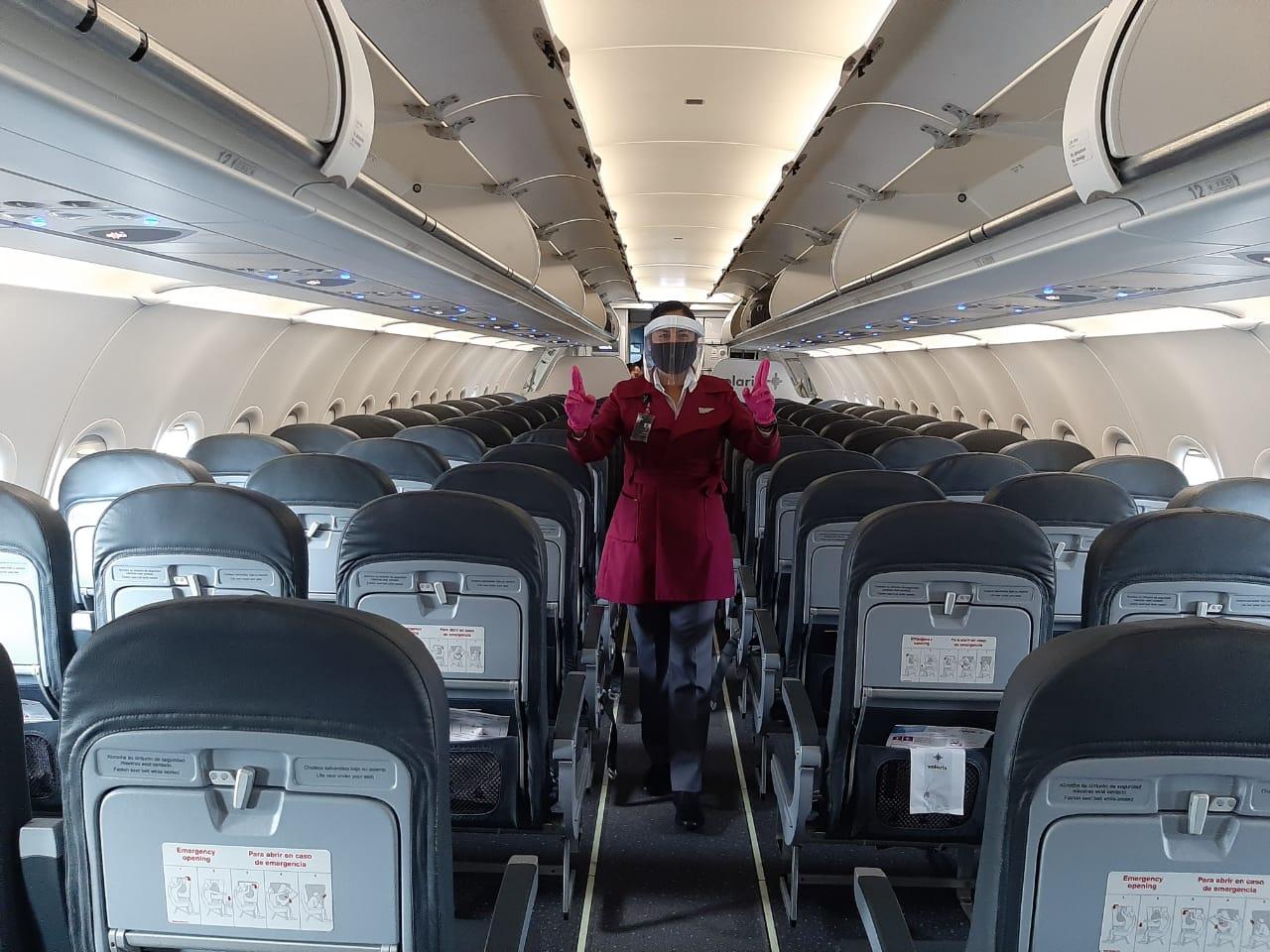 Volaris covid nuevas medidas seguras para viajar 04