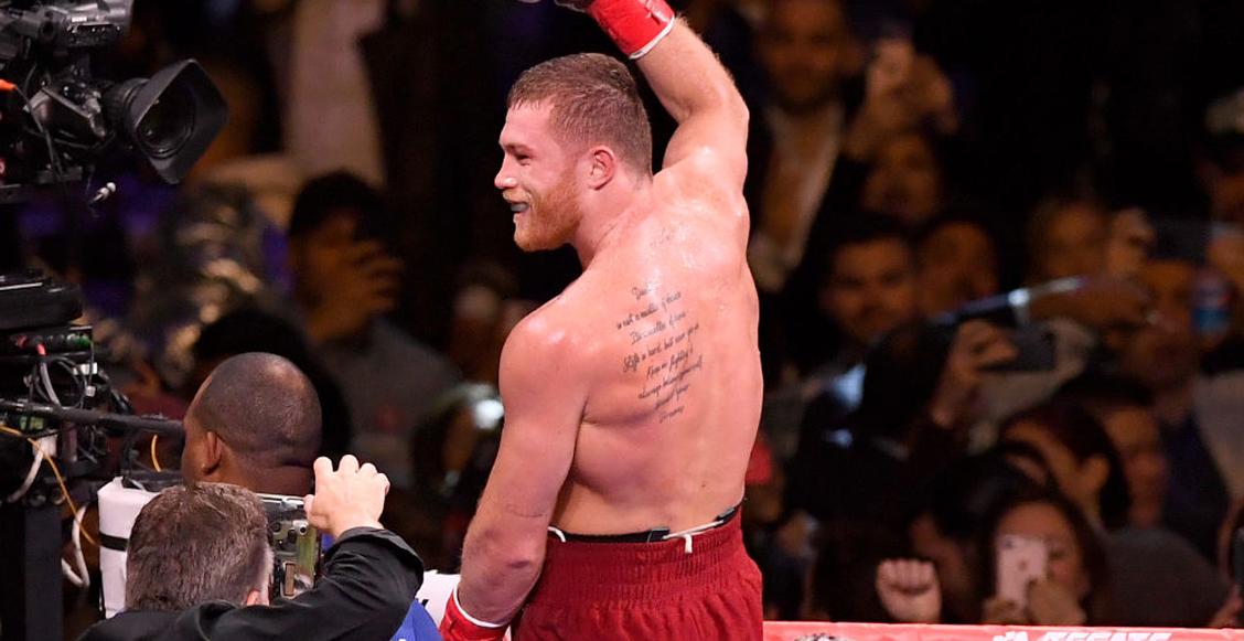 La condición para la tercera pelea entre el 'Canelo' Álvarez y Golovkin