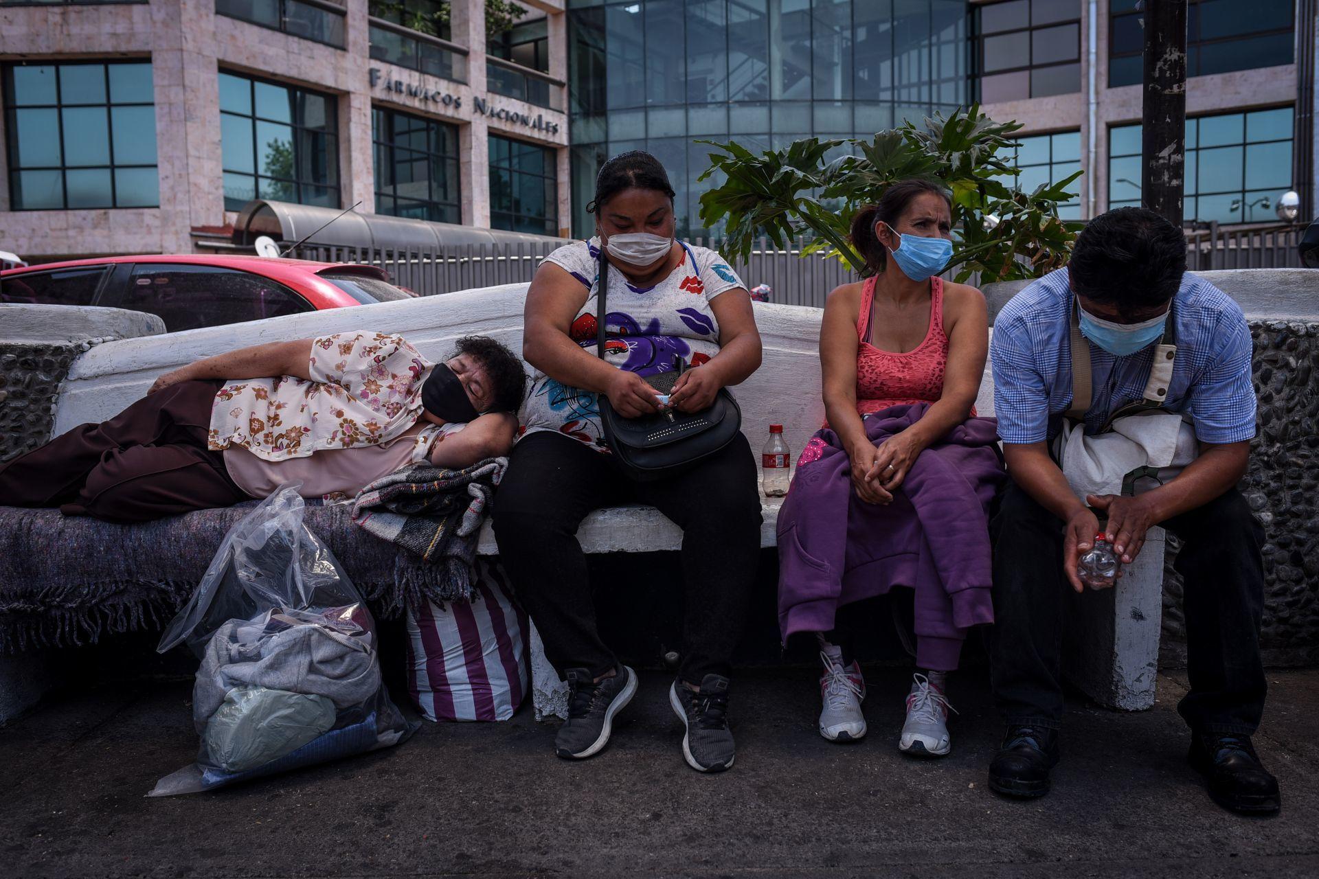 En CDMX, Guadalajara y Monterrey la pandemia de coronavirus podría extenderse hasta octubre