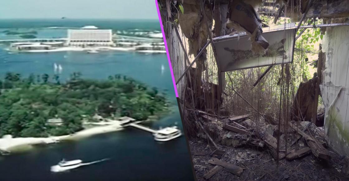 Discovery Island: Hombre es arrestado por confundir una isla abandonada de Disney con un 'paraíso tropical'