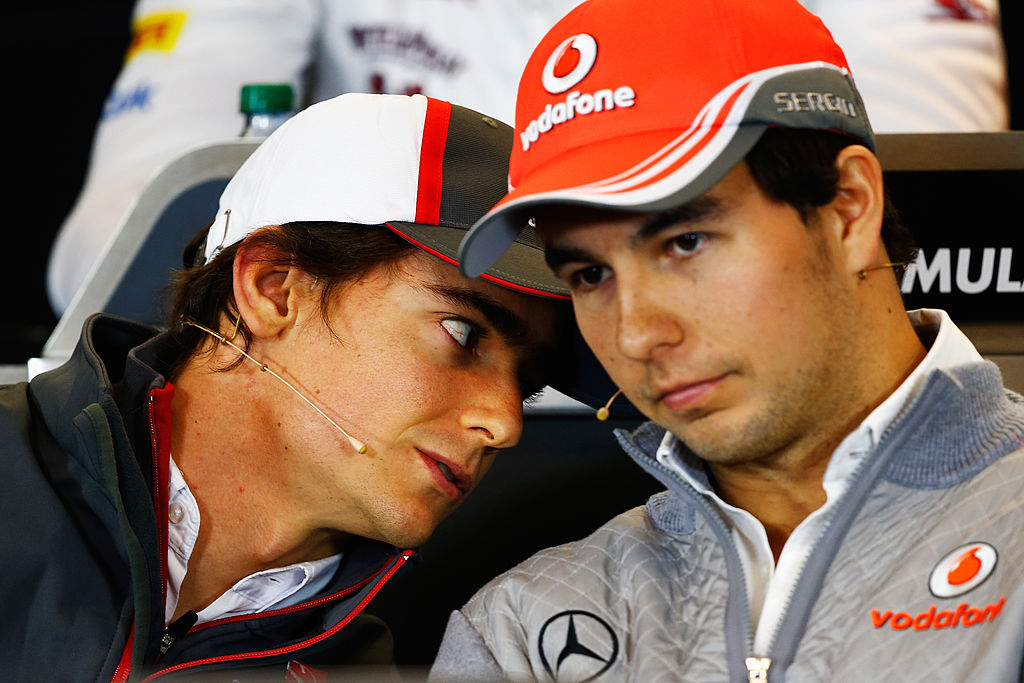Esteban Gutiérrez, el piloto que no aceleró en Fórmula 1