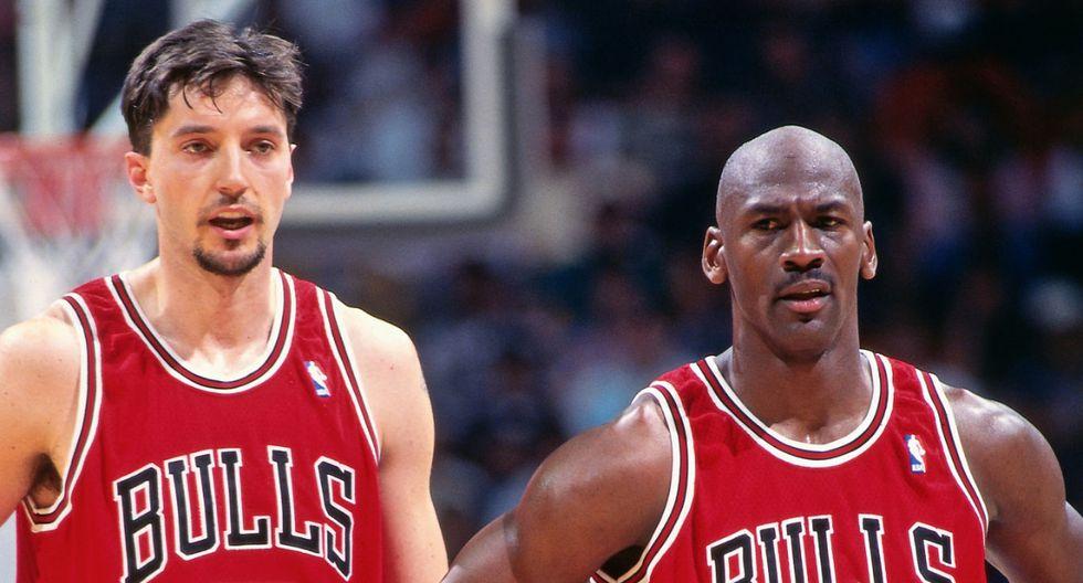 'The Last Dance': Toni Kukoc, el 'heredero' del trono de Michael Jordan que no pudo brillar