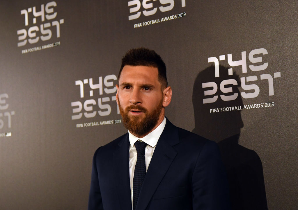 Aseguran que FIFA cancelará la gala de The Best 2020