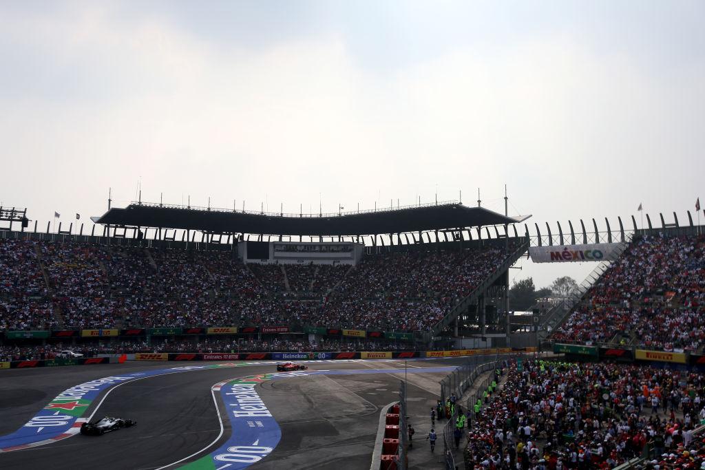 ¿GP de México en peligro? La Fórmula 1 no irá a países sin capacidad médica